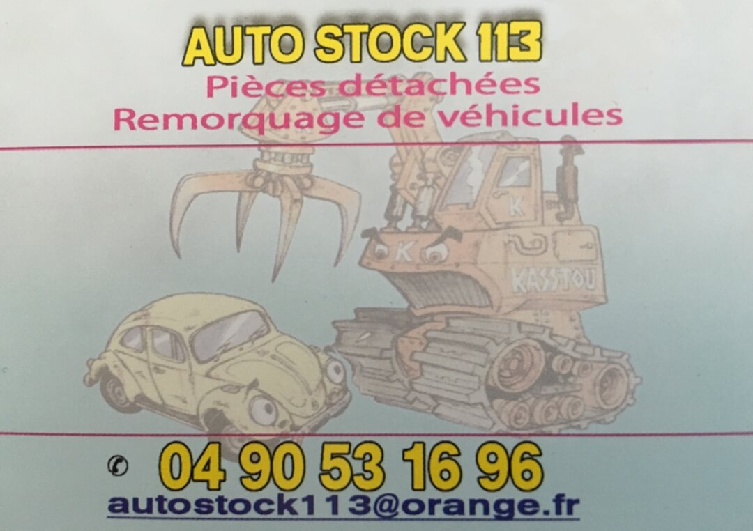 Auto stock 113 casse automobile salon de provence for Boite interim salon de provence