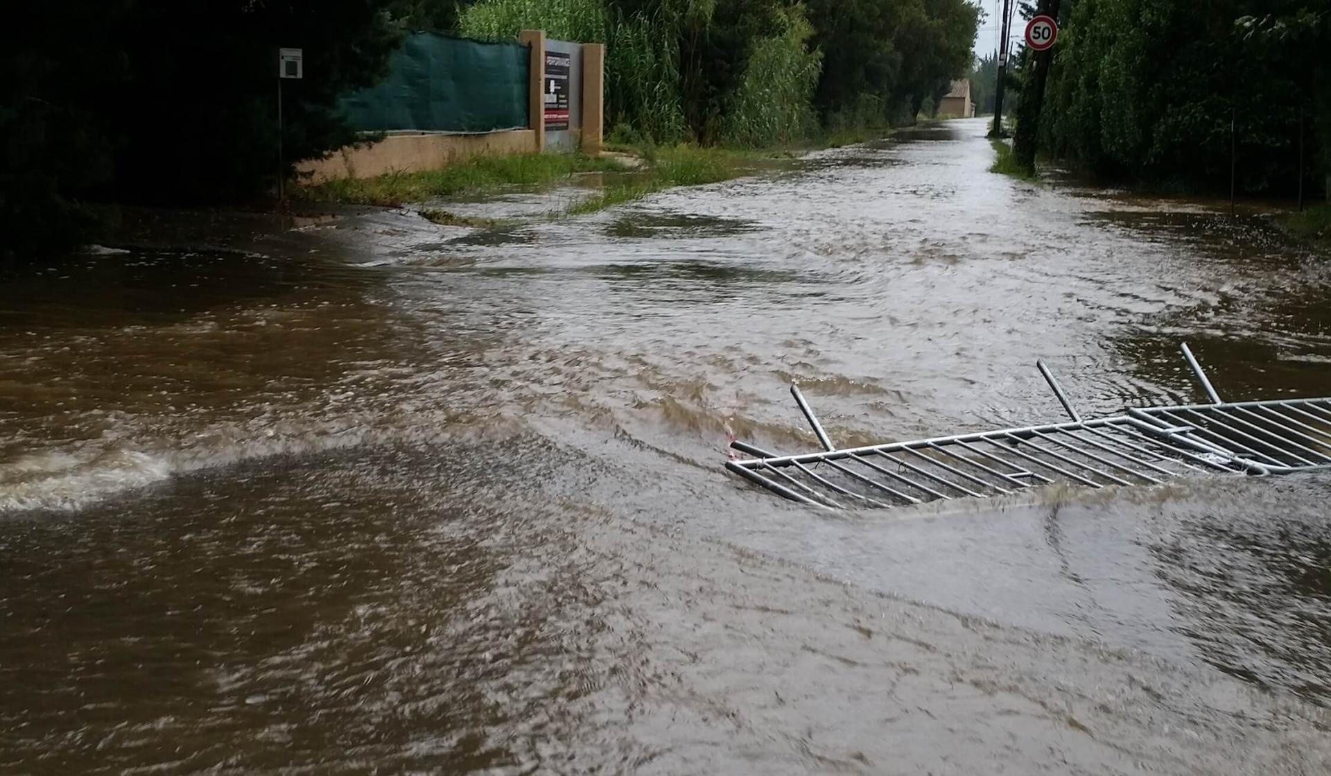 Bel air inondation
