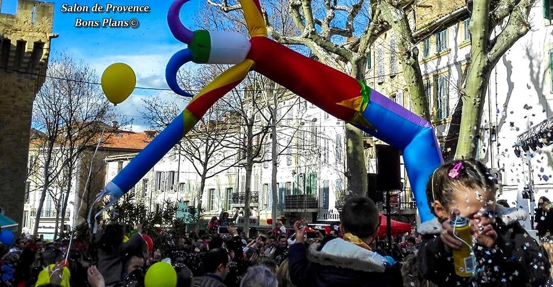 Carnaval salon de provence