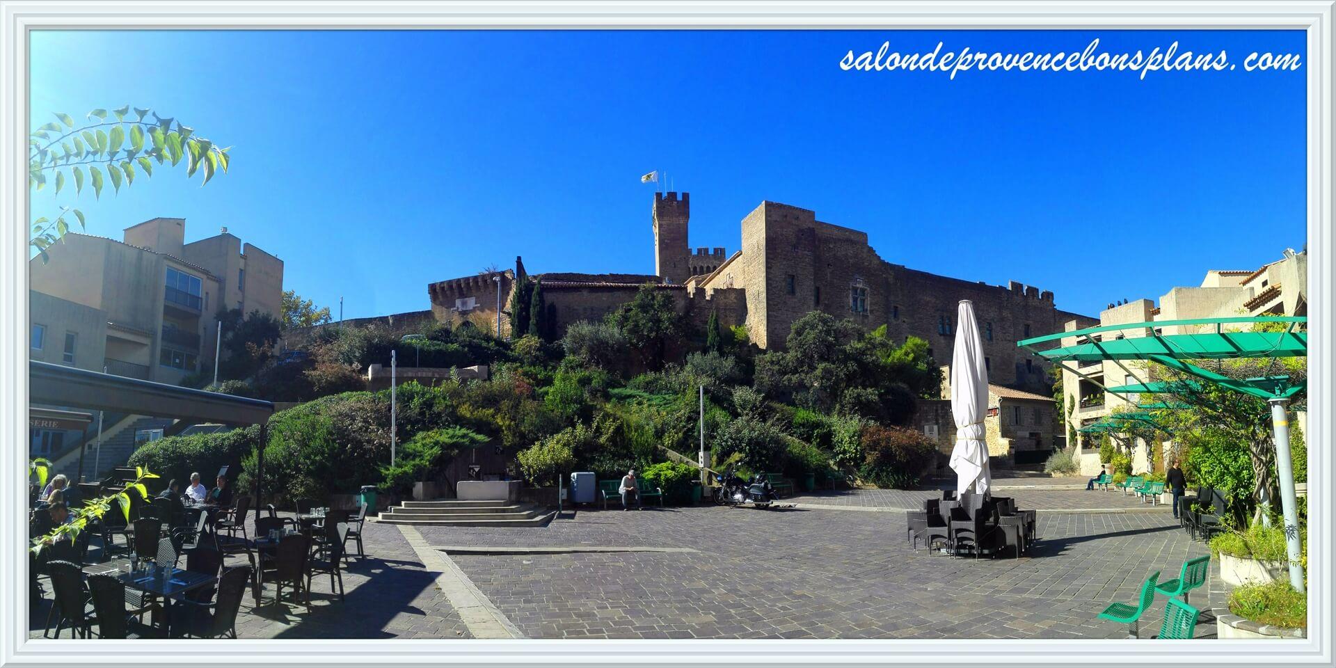 Retrouvez les photos de salon de provence - Chateau salon de provence ...