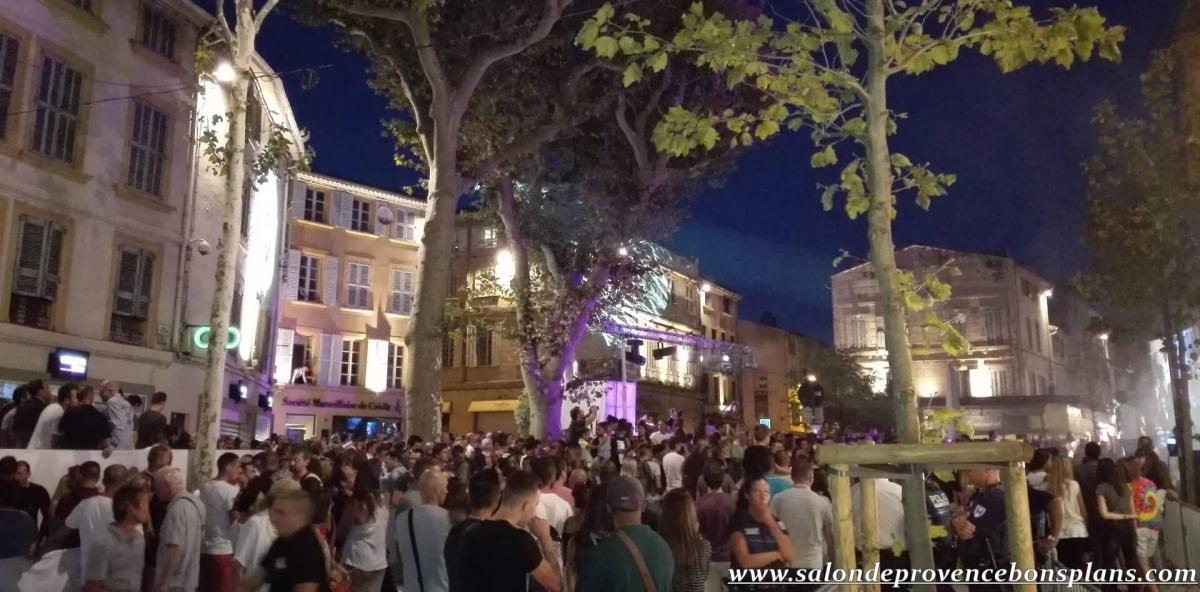 Fete de la musique salon de provence