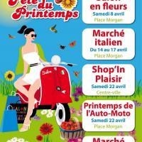 Fete du printemps salon de provence