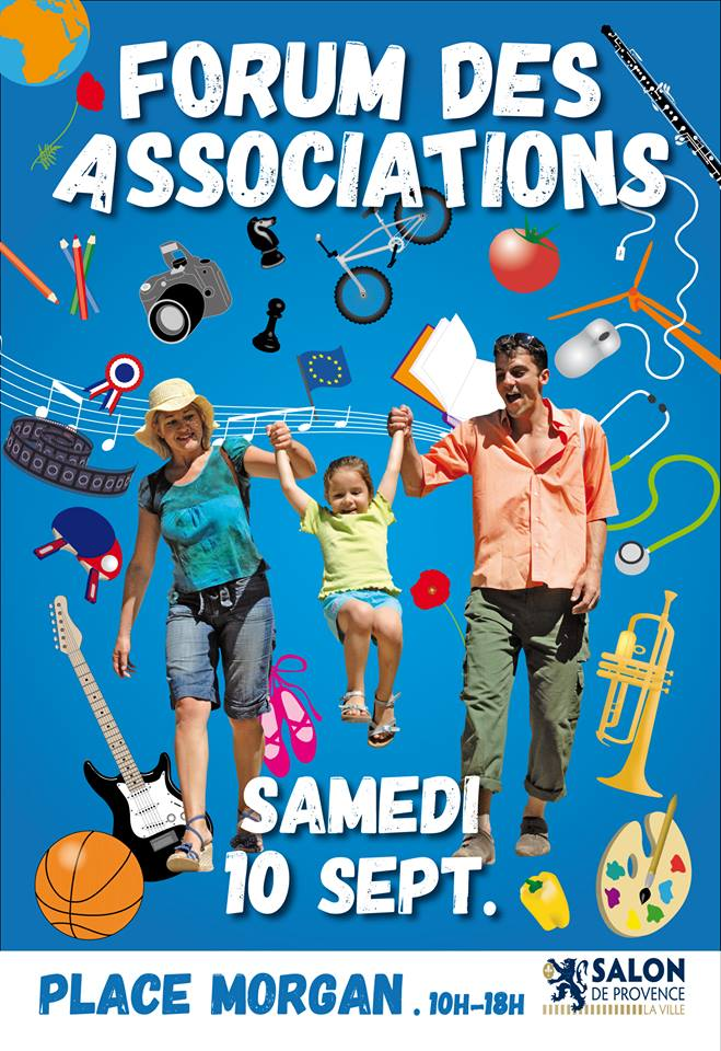 Forum des associations salon de provence