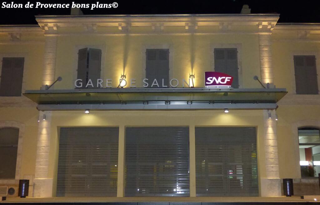 Gare de salon de provence