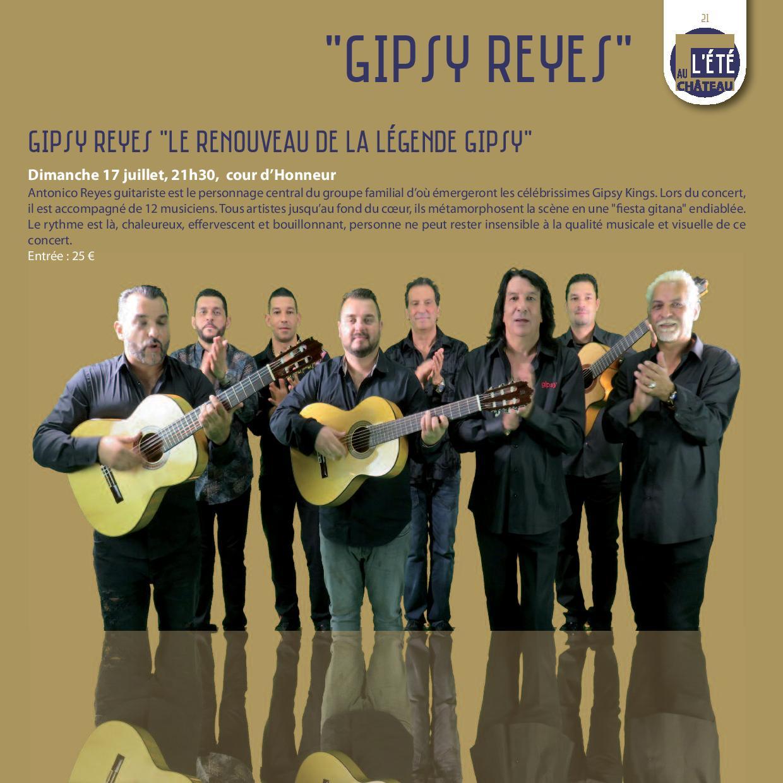 Gipsy reyes salon de provence