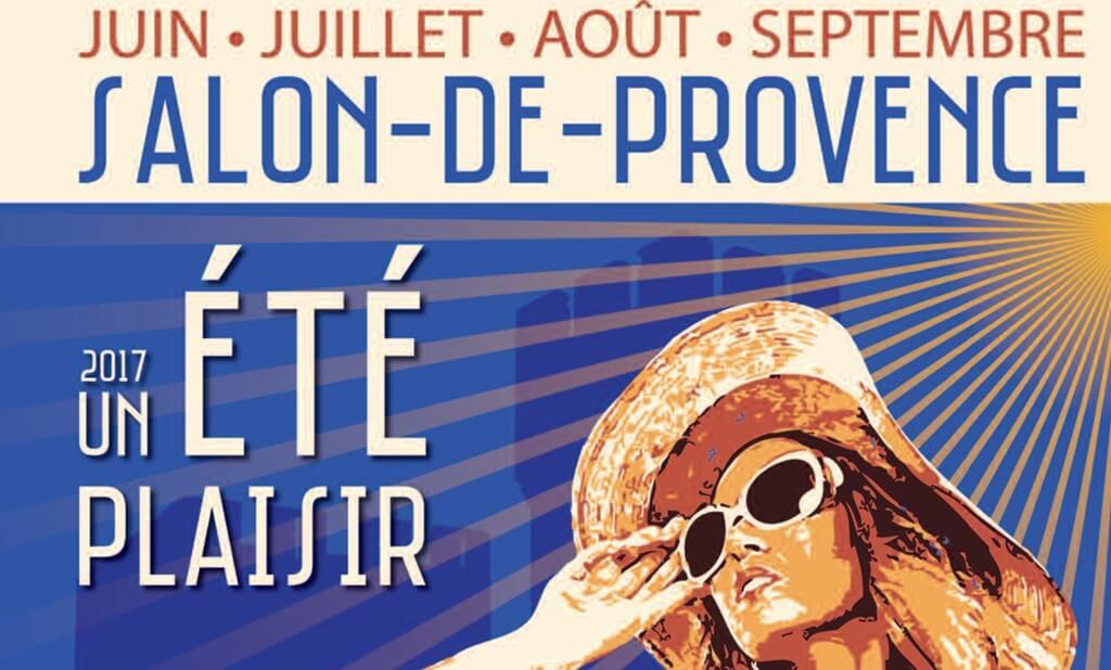 Programme été 2017 Salon de Provence
