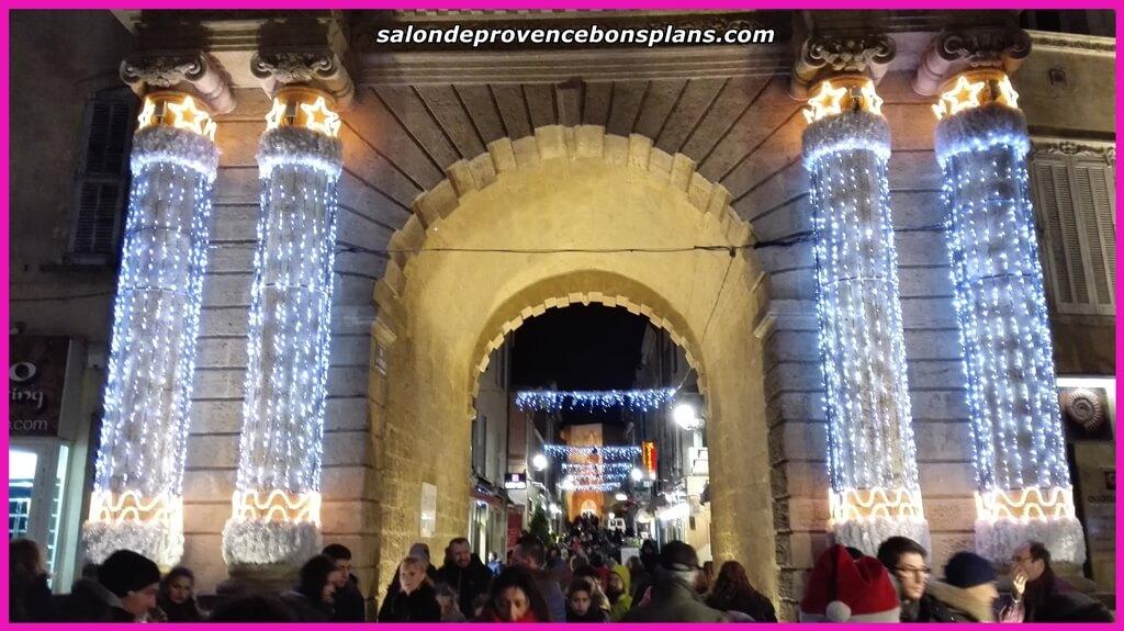 Illuminations salon de provence