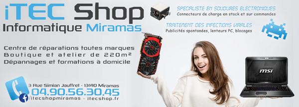 Itec shop informatique miramas