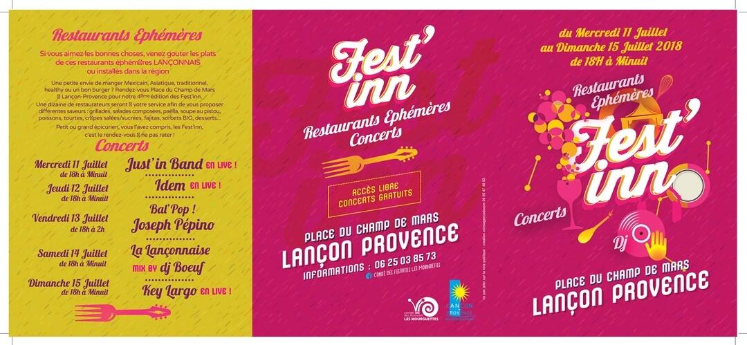 Lancon provence