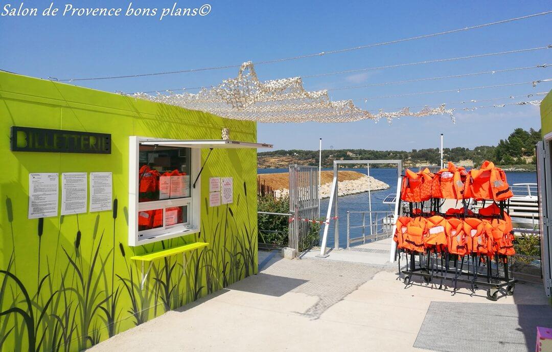 Location de bateau etang de l olivier