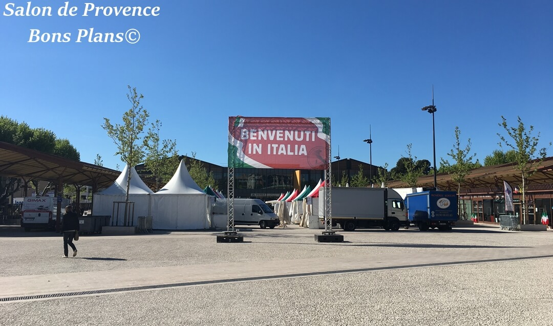 March italien salon de provence for Cci salon de provence
