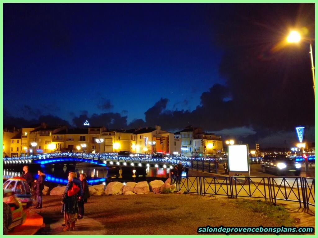 Martigues un soir de d cembre for Incendie salon de provence