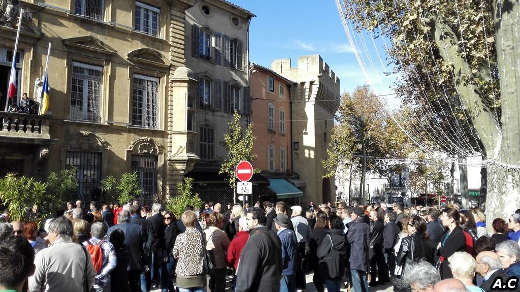 Douze projets jusqu en 2019 pour la ville de salon de provence - Mairie de salon de provence recrutement ...