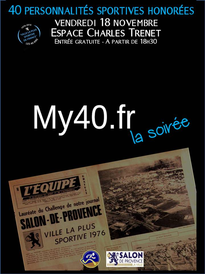 My40 la soiree