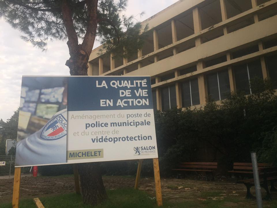 Nouveau police municipale salon de provence