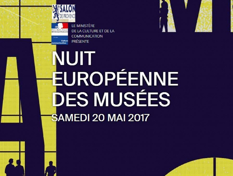 Nuit europeenne des musees salon