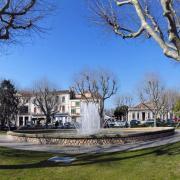 Parc charles de gaulle salon de provence