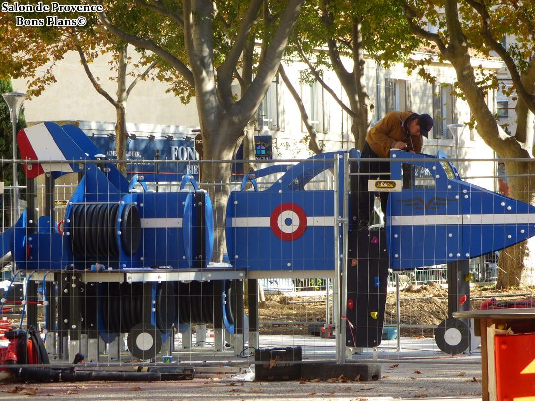 D couvrez le nouveau joujou pour les petits salonais - Parc salon de provence ...