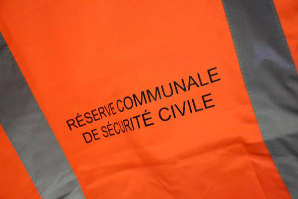 Reserve communale de securite civile salon de provence