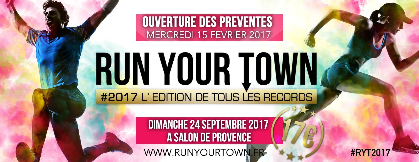 Run your town 2018