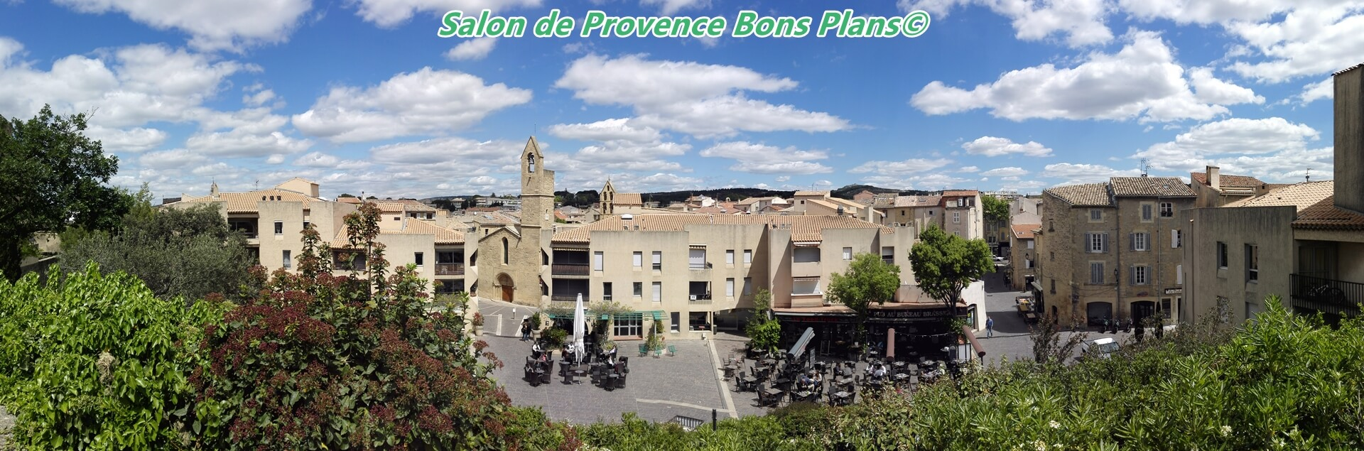 Agenda des sorties et v nements salon de provence for Logic immo salon de provence