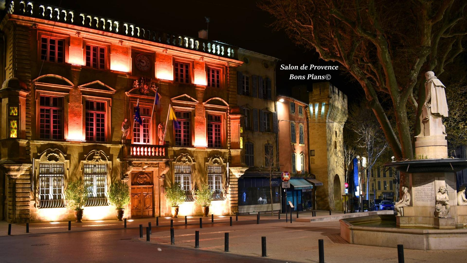 Visites nocturnes de salon de provence - Journee des associations salon de provence ...