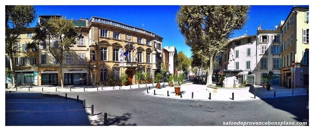 Suivez l 39 actualit de la ville de salon de provence for Booking salon de provence
