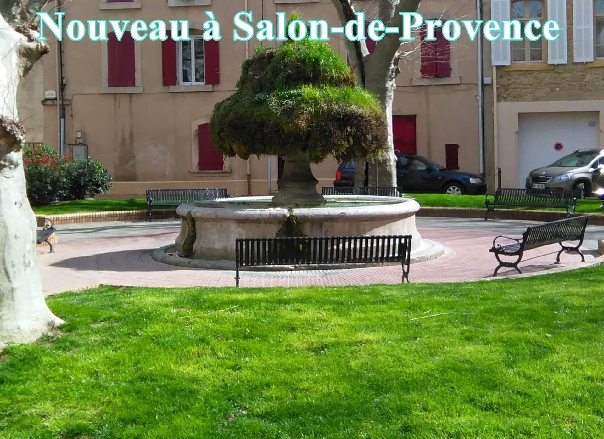Nouveau salon de provence for Piscine salon de provence
