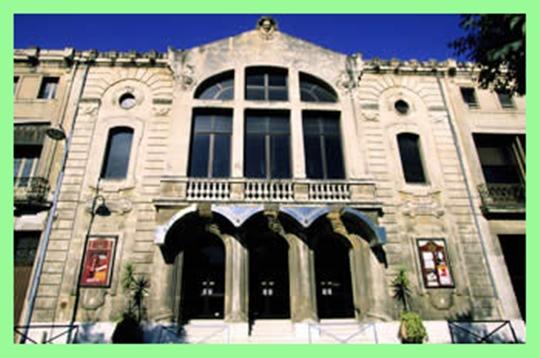 Le r veillon du 31 salon de provence et ses alentours for Hotel du theatre salon de provence