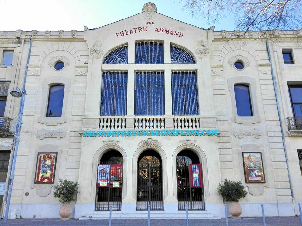 Theatre municipal armand salon de provence 2