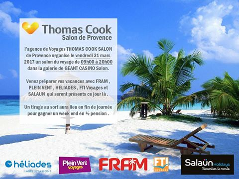 Thomas cook salon