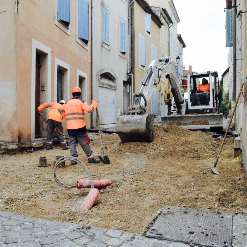 Travaux salon de provence