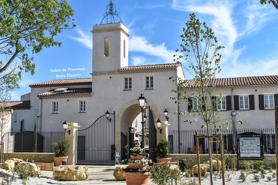 Village de marques miramas