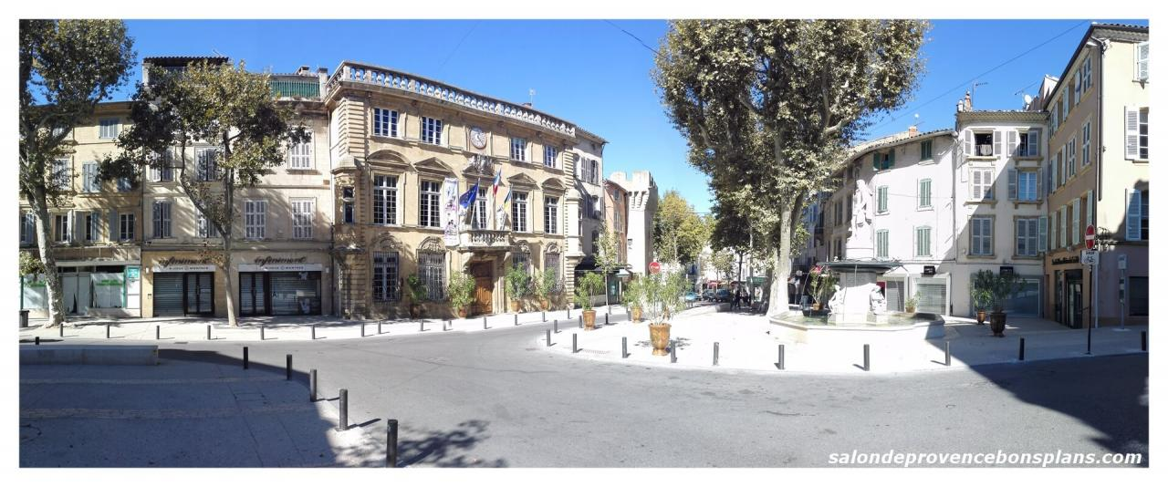 salon de provence ville