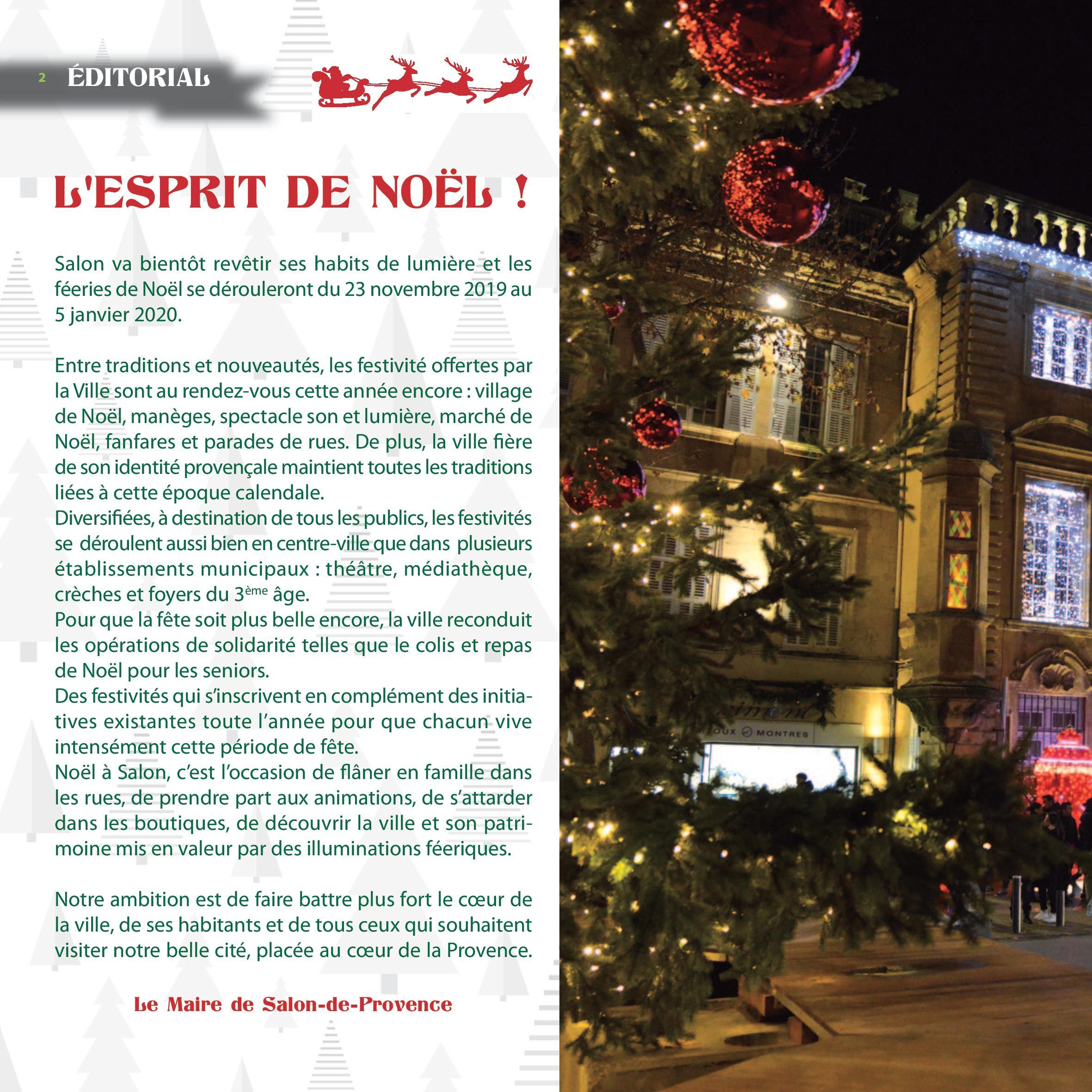 programme noel salon de provence (2)
