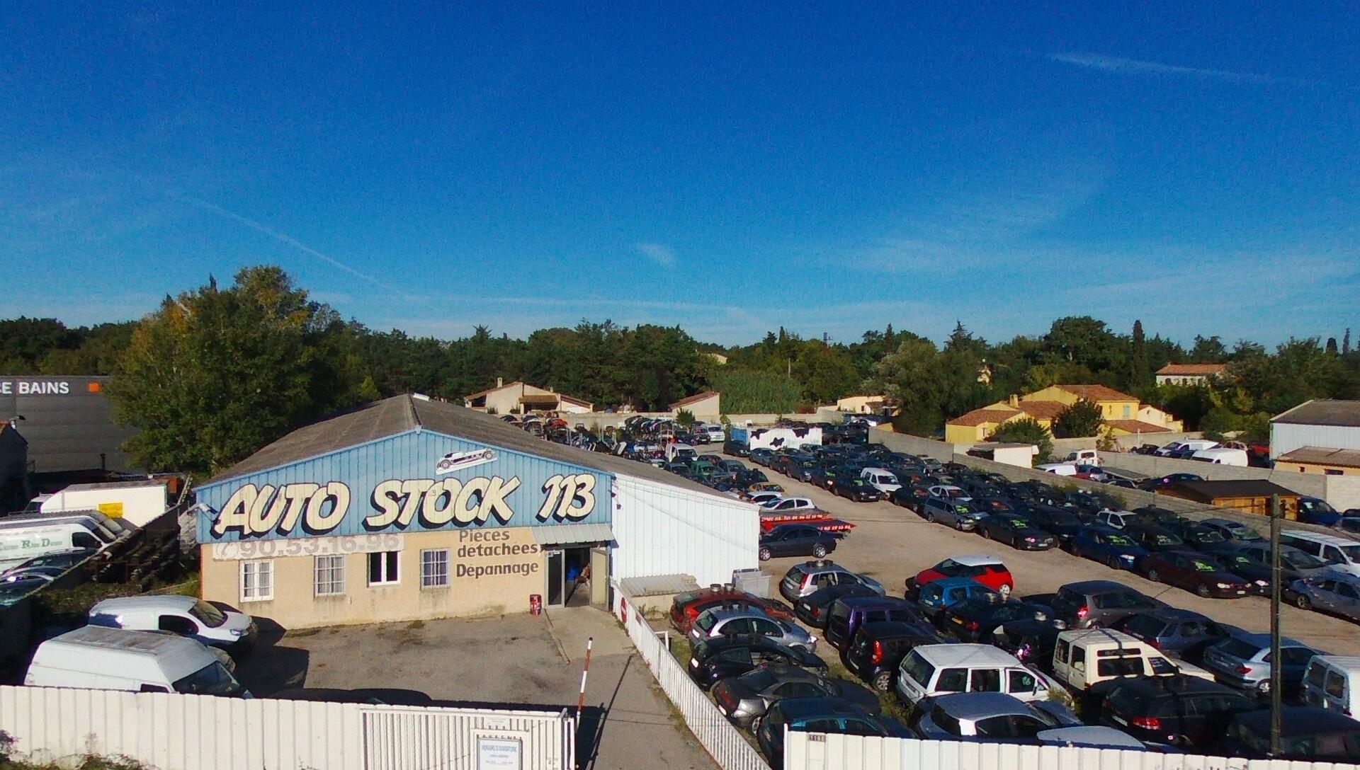 Auto stock 114