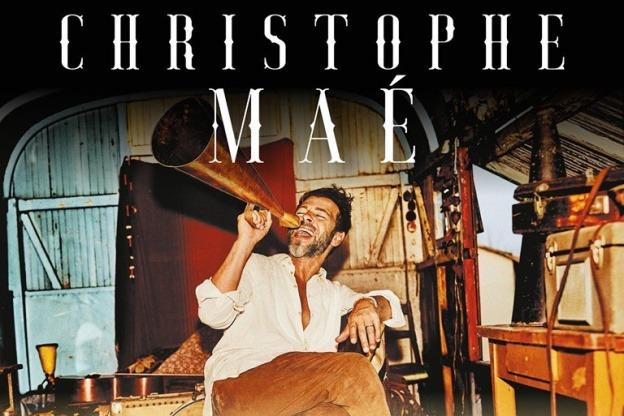 Christophe mae concert salon de provence