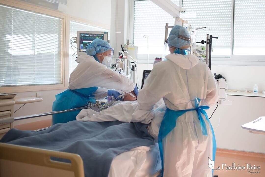 Coronavirus Hôpital Salon de Provence