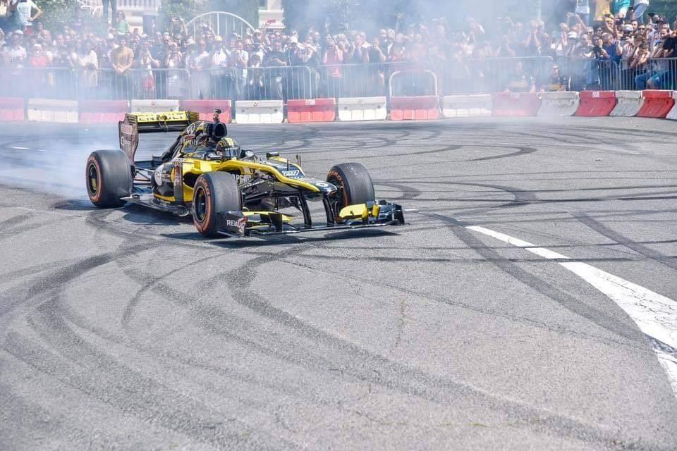 Formule 1 salon de provence