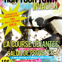 Run your town invasion 2018